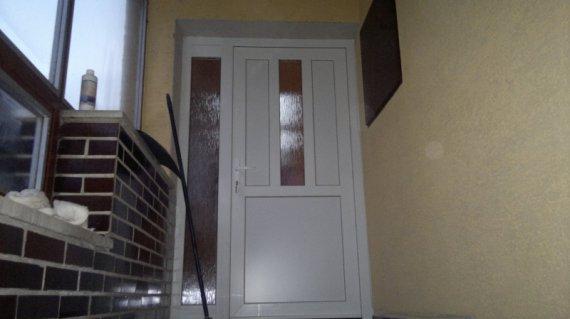 Vchodové dvere rodinný dom Vrbové
