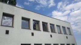Plastové okná na kanceláriach USP Pobedím