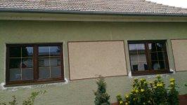 Plastové okná  RD Krakovany