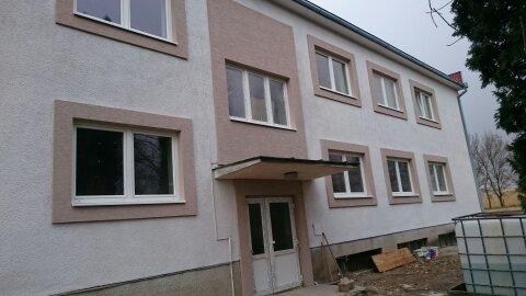 Plastové okná ubytovňa Krakovany