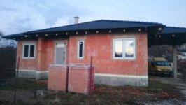 Plastové okná Novostavba rodinneho domu , Lúka nad Váhom