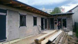 Hlinikové okná a dvere  novostavba Piešťany