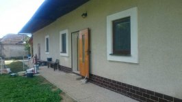 Plastové okná výmena rodinný dom Horná Streda