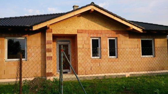 Plastové okná novostavba RD Horná Streda